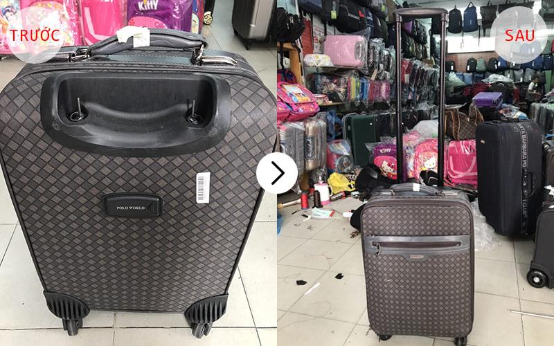 Dịch vụ sửa vali tại nhà - Giải pháp cho người bận rộn