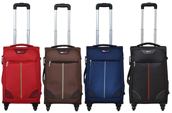 Bí kíp lựa chọn vali kéo hợp thời trang